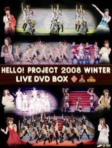 Hello!Project 2008 Winter LIVE DVD BOX<初回生産限定盤>