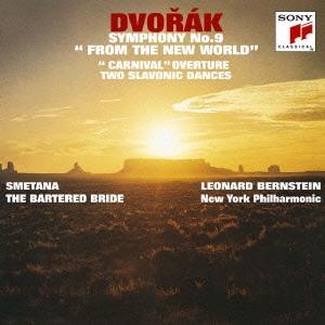 レナード・バーンスタイン/BEST CLASSICS 100 (73)::ドヴォルザーク:交響曲第9番「新世界より」 他 [SICC-1076]