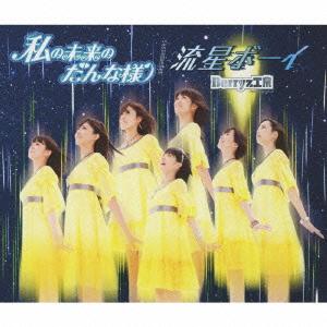 Berryz工房/私の未来のだんな様 / 流星ボーイ [CD+DVD+カード]<初回生産限定盤B>[PKCP-5145]