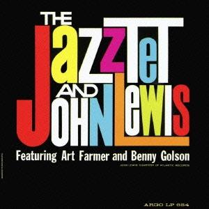 The Jazztet/ザ・ジャズテット・アンド・ジョン・ルイス [UCCU-9749]