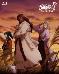 アニメ「SAMURAI7」Blu-ray BOX