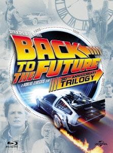 バック・トゥ・ザ・フューチャー トリロジー 30thアニバーサリー・デラックス・エディション ブルーレイBOX Blu-ray Disc