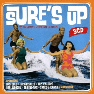 SURF'S UP (75 ORIGINAL SURFING SOUNDS)