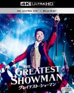 マイケル・グレイシー/グレイテスト・ショーマン <4K ULTRA HD+2Dブルーレイ/2枚組>[FXHA-80160]