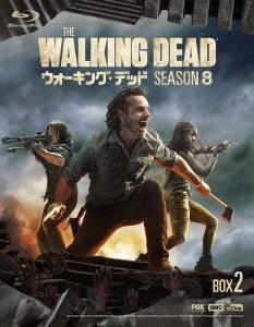 ウォーキング・デッド8 Blu-ray BOX-2 Blu-ray Disc