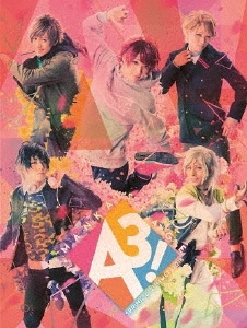 MANKAI STAGE『A3!』~SPRING & SUMMER 2018~<初演特別限定版> Blu-ray Disc