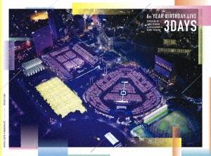 乃木坂46 6th YEAR BIRTHDAY LIVE 2018.07.06-08 JINGU STADIUM & CHICHIBUNOMIYA RUGBY STADIUM [8DVD DVD