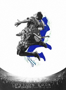 ONE OK ROCK with Orchestra Japan Tour 2018 [Blu-ray Disc+ブックレット] Blu-ray Disc