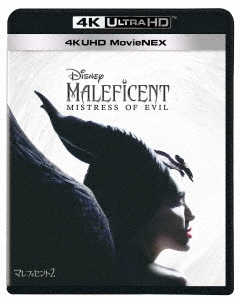 マレフィセント2 4K UHD MovieNEX [4K Ultra HD Blu-ray Disc+Blu-ray Disc]