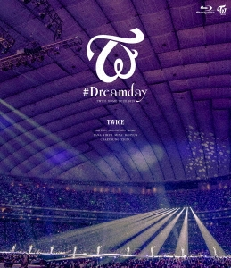 "TWICE DOME TOUR 2019 ""#Dreamday"" in TOKYO DOME<通常盤> Blu-ray Disc"