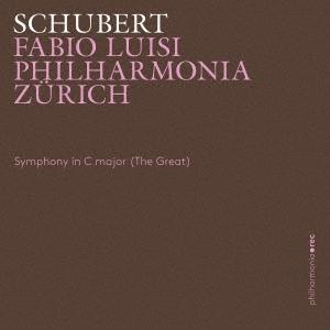 シューベルト: 交響曲第9(8)番 ハ長調 D944「グレート」 CD