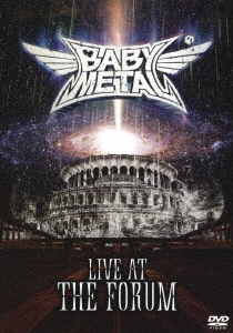 LIVE AT THE FORUM DVD
