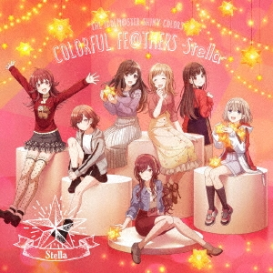 THE IDOLM@STER SHINY COLORS COLORFUL FE@THERS -Stella- CD