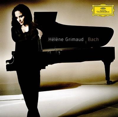 エレーヌ・グリモー/J.S.Bach: Well-Tempered Clavier Book.1, Book.2, Partita for Solo Violin No.3 BWV.1006, Prelude and Fugue BWV.543, etc (8/2008) / Helene Grimaud(p), Kammerphilharmonie Bremen[4777978]