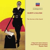 ドイリー・カート・オペラ・カンパニー/Gilbert &Sullivan: The Yeomen of the Guard[4820508]