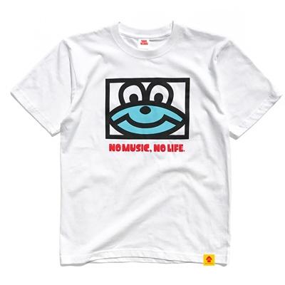 スプラトゥーン2 × TOWER RECORDS あのグラフィティのTシャツ Sサイズ [MD01-2951]