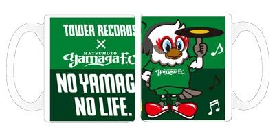 松本山雅FC/松本山雅FC×TOWER RECORDSコラボマグカップ [12-42878]