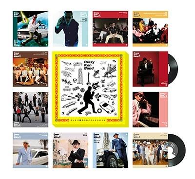 ドーナツ盤のクレイジーケンバンド<レコードの日対象商品/数量限定盤> 7inch Single