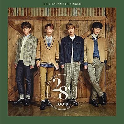 28℃<通常盤B> 12cmCD Single