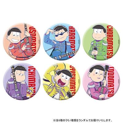 おそ松さん × TOWER RECORDS トレーディング缶バッジ(全6種) Accessories