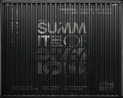 ヒプノシスマイク-Division Rap Battle-7th LIVE≪SUMMIT OF DIVISIONS≫<初回封入特典入り> DVD