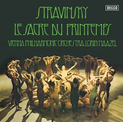 ストラヴィンスキー: 《ペトルーシュカ》 《春の祭典》<タワーレコード限定> SACD Hybrid