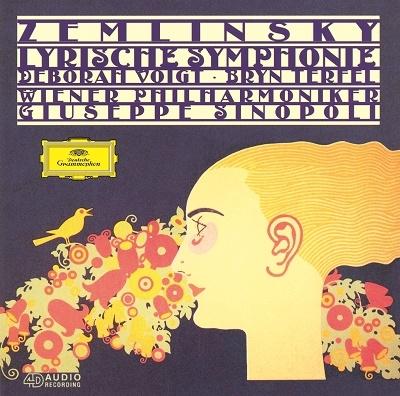 ジュゼッペ・シノーポリ/ツェムリンスキー: 叙情交響曲<タワーレコード限定>[PROC-2352]