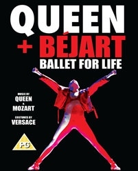 Ballet For Life (Live At The Salle Metropole, Lausanne, Switzerland, 1996) DVD
