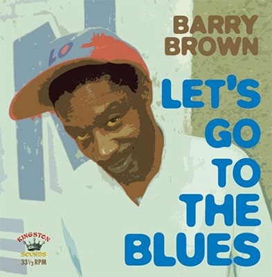 Lets Go To The Blues CD