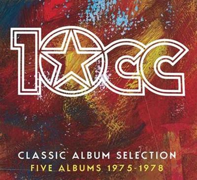 Classic Album Selection : Five Albums 1975-1978<初回生産限定盤>