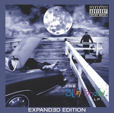 The Slim Shady LP (Expanded Edition) CD