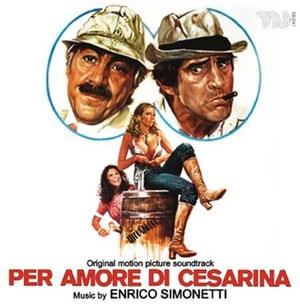 Enrico Simonetti/Amore Mio Non Farmi Male/Sono Tornate A Fiorire Le Rose/Per Amore Di Cesarina[DDJ041]