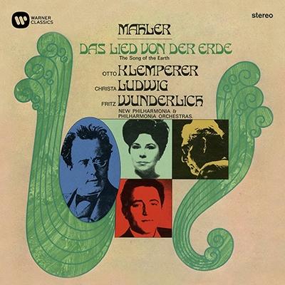 オットー・クレンペラー/Mahler: Das Lied von der Erde[2564607598]
