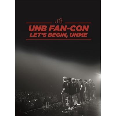 2018 UNB Fan-Con [Let's Begin, UNME] [2DVD+CD] DVD
