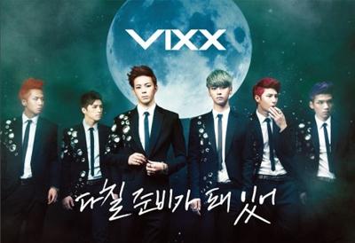 傷つく準備はできてる: ViXX 3rd Single 12cmCD Single