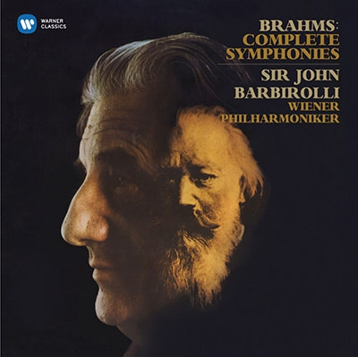 ジョン・バルビローリ/Brahms Symphonies [PWC4D0029]