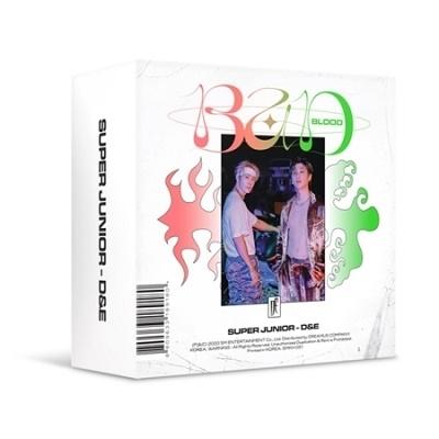 Bad Blood: 4th Mini Album [Kit Album]<限定盤> Accessories