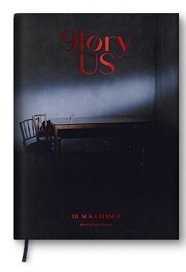 9loryUS: 8th Mini Album (BLACK CHASER ver.) CD