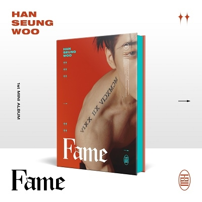 Fame: 1st Mini Album (WOO Ver.) CD