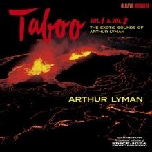 Arthur Lyman/タブー 1+2〜エキゾチック・サウンズ・オブ・アーサー・ライマン[ODR6648]