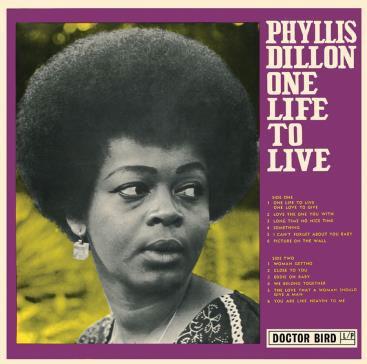 Phyllis Dillon/ワン・ライフ・トゥ・リブ<初回限定生産盤>[RWS041]