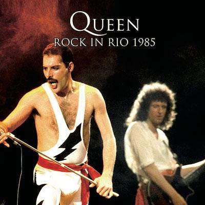 Rock In Rio, Rio De Janerio 1985 CD