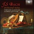 ルードヴィヒ・ギュトラー/J.S.Bach: Orchestral Suites [BRL95018]