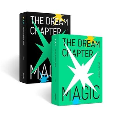夢の章:MAGIC: TXT Vol.1 (ランダムバージョン) CD