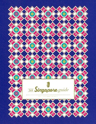 Singapore guide 24H Book