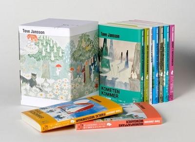 ムーミン童話限定カバー版 全9巻BOXセット Book