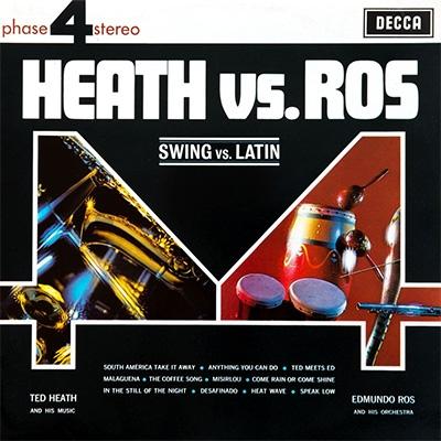 Heath Versus Ros Vols.1& 2<初回限定盤> LP