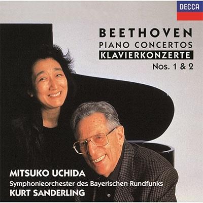 ベートーヴェン:ピアノ協奏曲第1番・第2番<限定盤> UHQCD