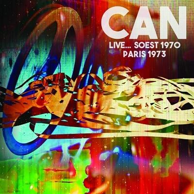 Live…Soest 1970/Paris 1973 CD