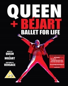 Ballet For Life (Live At The Salle Metropole, Lausanne, Switzerland, 1996): Deluxe Edition<限定盤> DVD